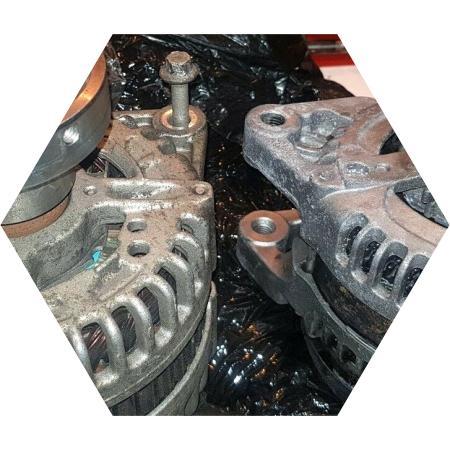 генераторы двигателя Форд